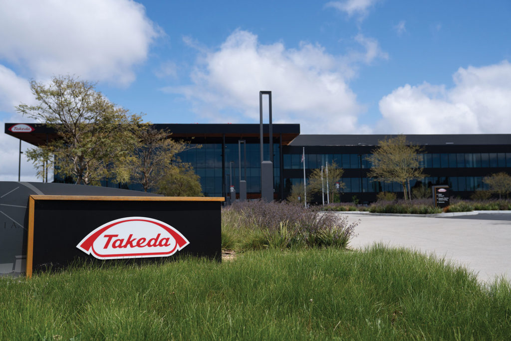 Takeda global research center